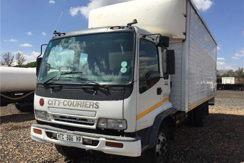 Isuzu 700 Frighter Closed Body 2002/3/4 Pre Owned Other