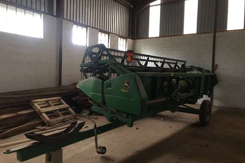 John Deere 622F Like New Other