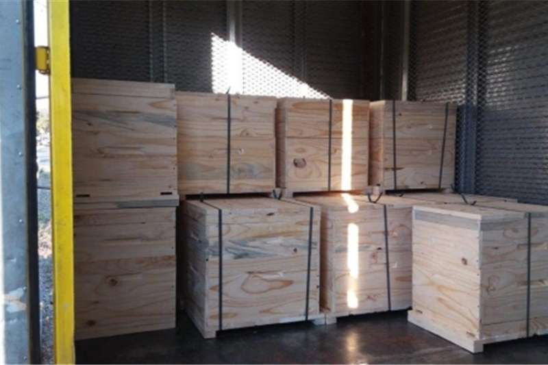 LANGSTROTH BEE HIVES Other