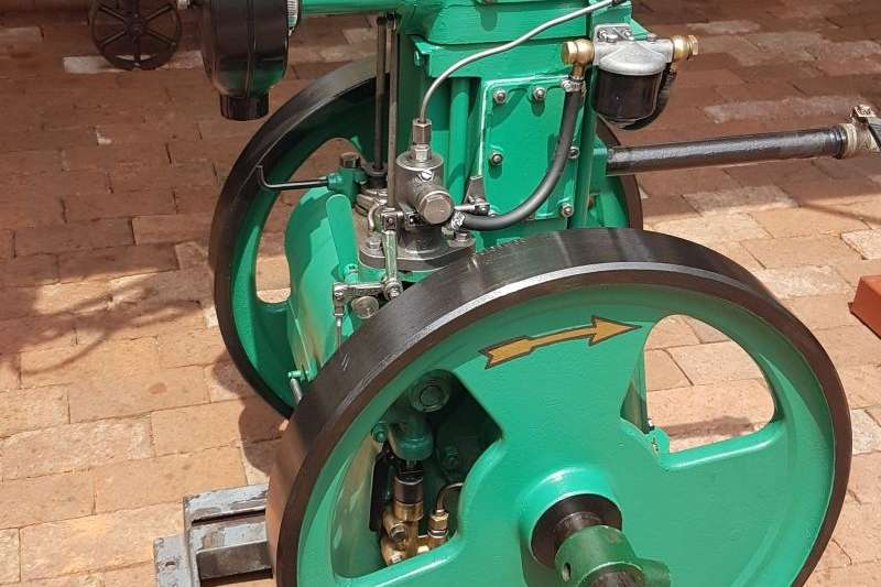 LISTER CS8 Diesel Engine for Sale Other