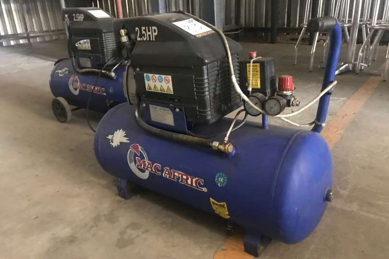 Other MAC AFRIC 50 L COMPRESSOR