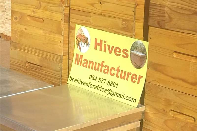 MANUFACTURER OF BEEHIVES   R850.00 Other