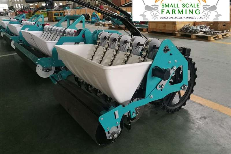 Motorized garlic planter Other