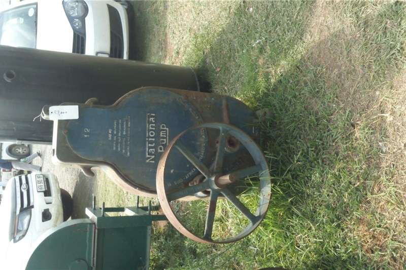 National Pump (kragkop) for sale Other