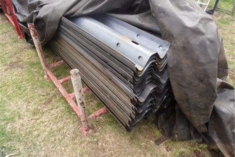 New Galvanized Highway Barriers for sale Other