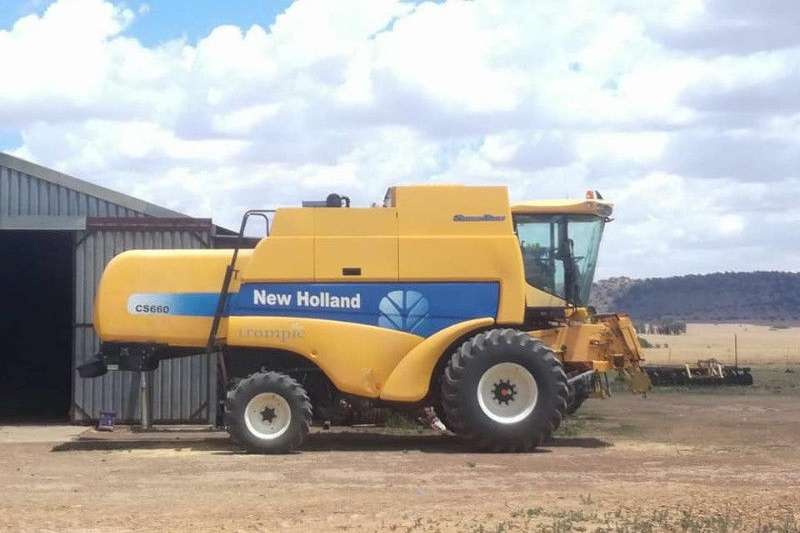 Other New Holland CS660 2010