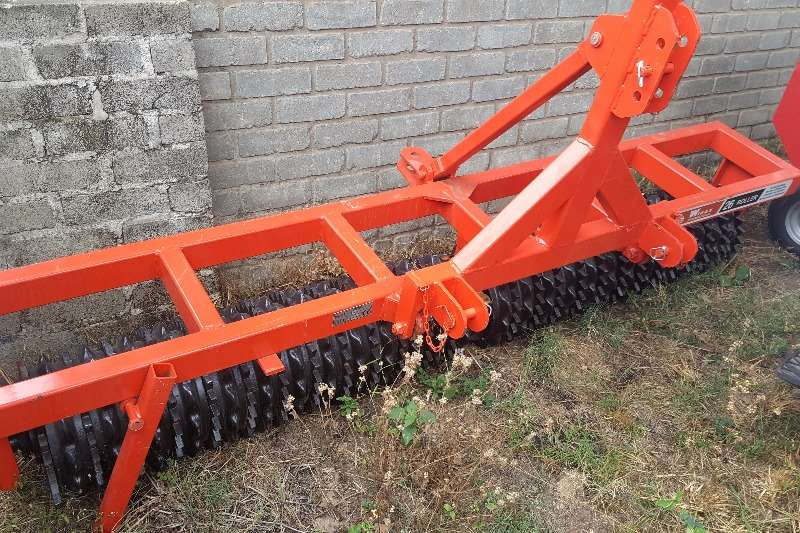 Other New Teff Rollers 3 m 2017