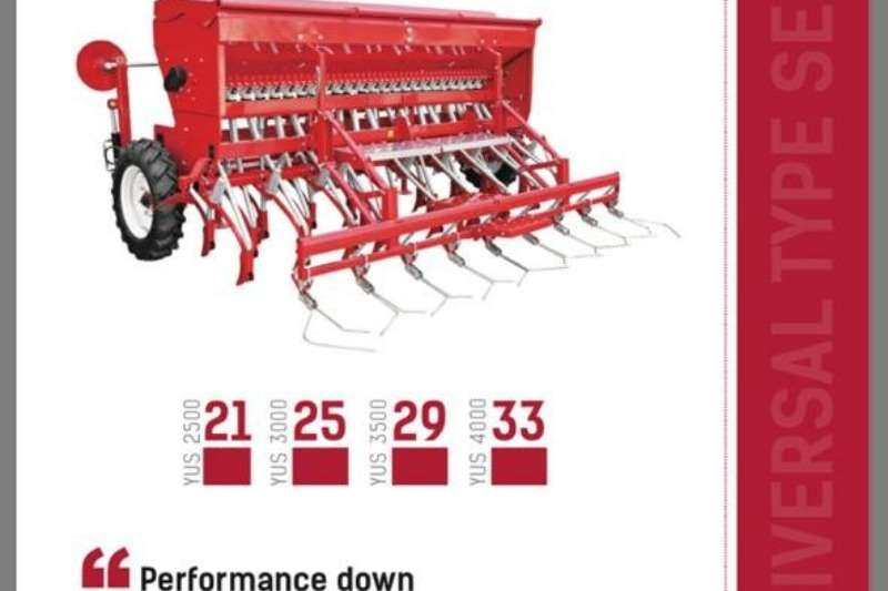 Other Drills Rovic YUS 3500 29 Drill Planting and seeding