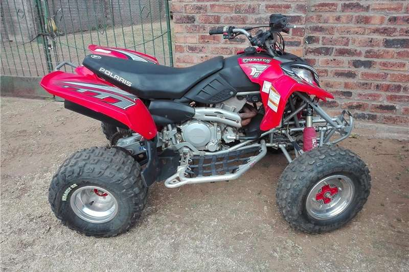 Other Polaris 500cc Quadbike predator