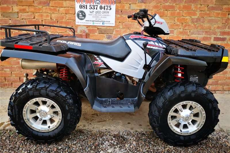 Other Polaris Sportsman 800 TWIN 4WD EFI