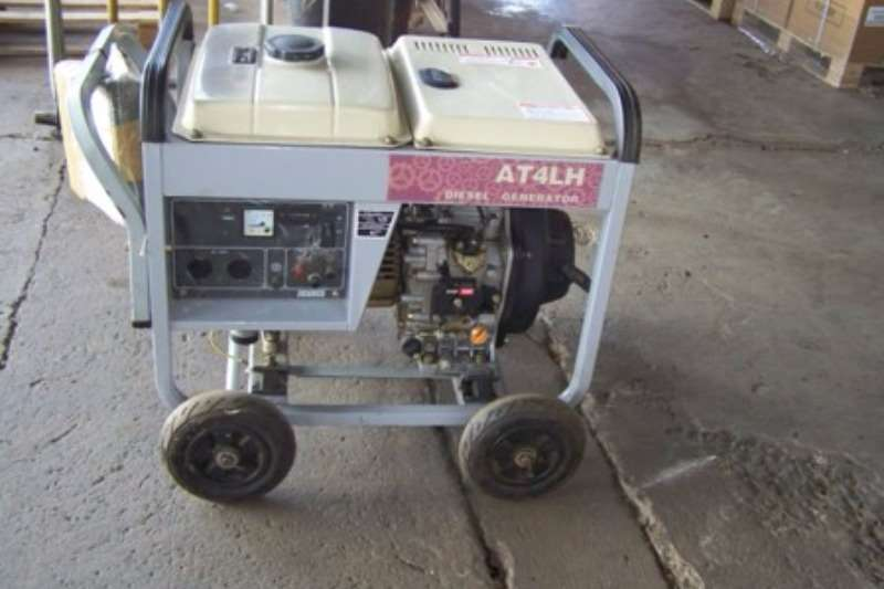 POWER PRO 3GF L (AT4LH) DIESEL GENERATOR Other