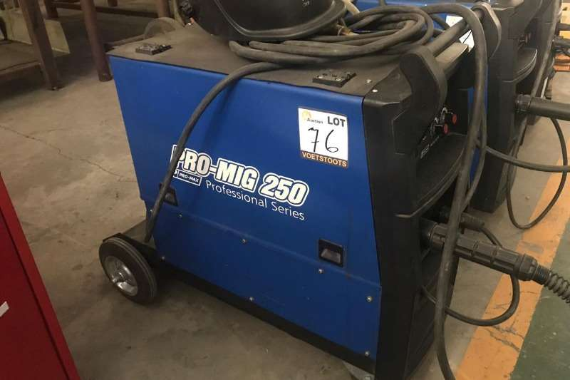 Other PRO-MIG 250 CO² WELDER
