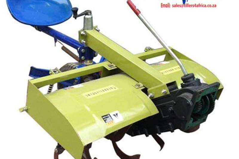 Rotary Tiller with Seat Other