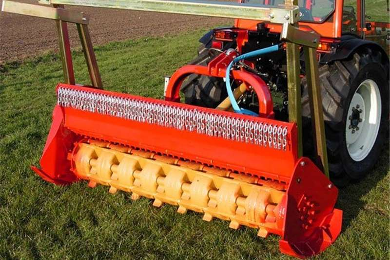 S2340 Red Seppi Minifrost L150 Mulcher New Impleme Other