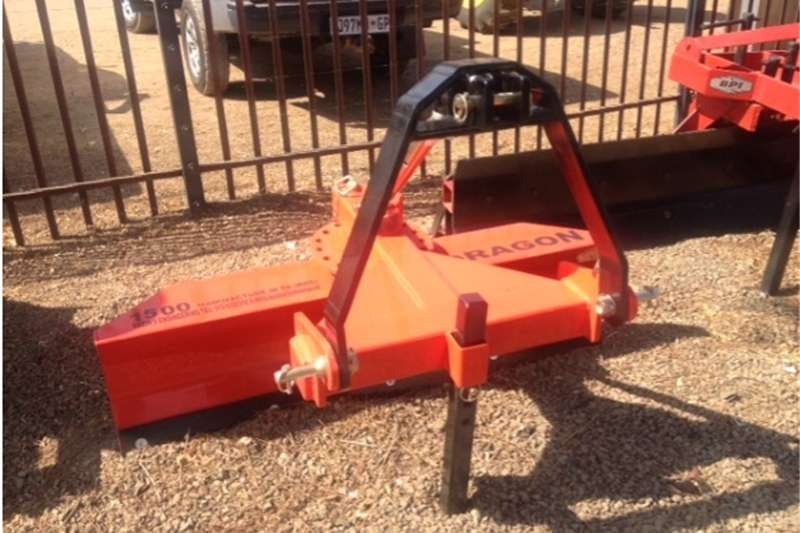 S2644 Red Dragon 1.5m Grader / 1.5m Skraper New Im Other
