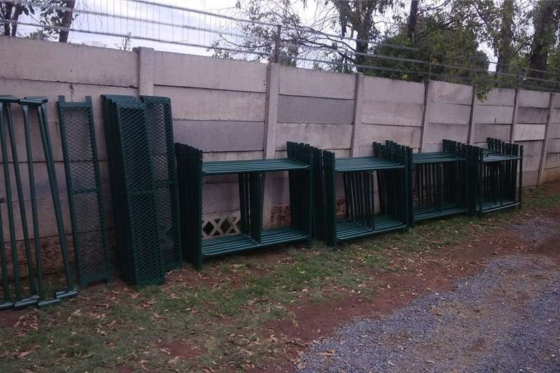 Scaffolding H frames 6m H new for sale Other
