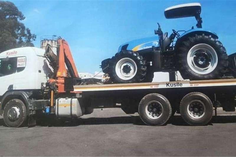 Scania P270 Trok 12 Ton RollBack  met 4 Ton  Crane Other
