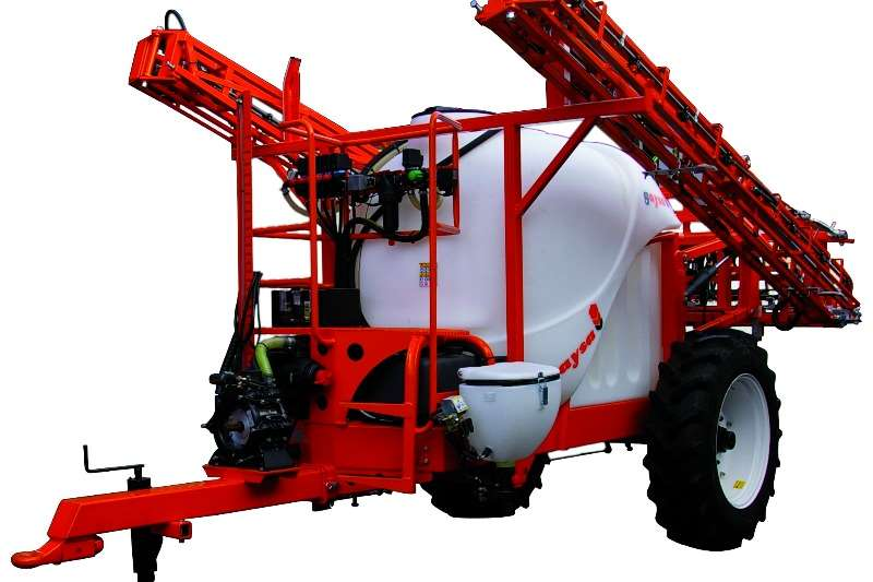 Other Sprayers and Spraying Equipment 3000l Trailer sprayer