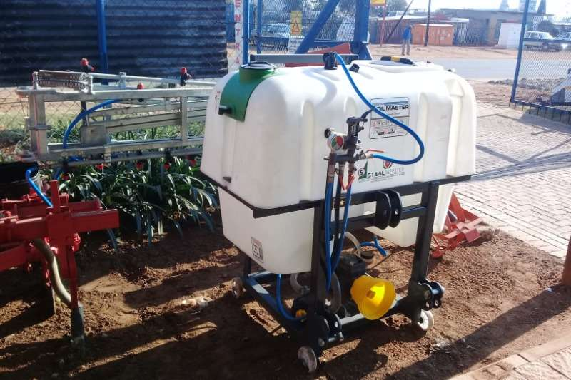 Other Boom sprayers 2019 STAALMEESTER Sprayers and spraying equipment