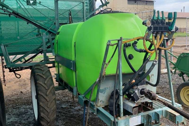Other Boom sprayers Technoma Spray 12m boom in good working condition Sprayers and spraying equipment