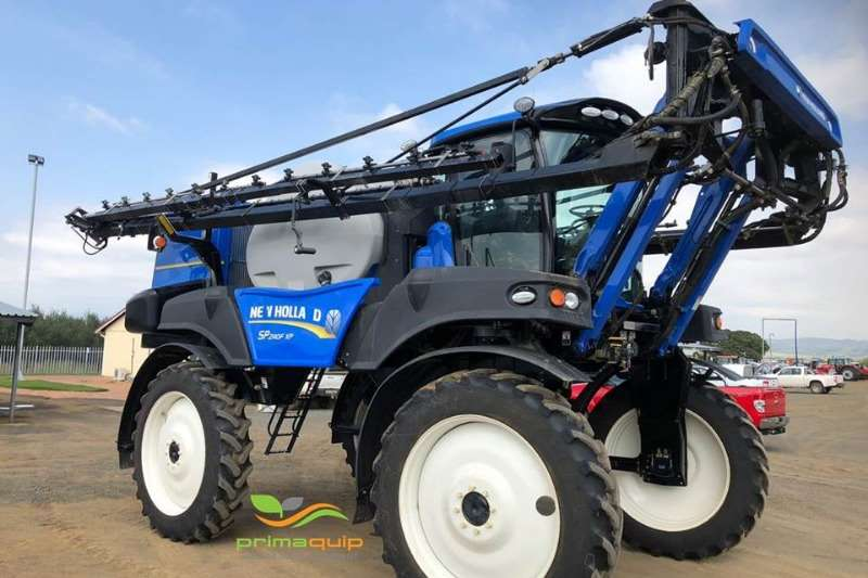 Other Sprayers and Spraying Equipment High Clearance Sprayers New Holland SP 240 XP 2017