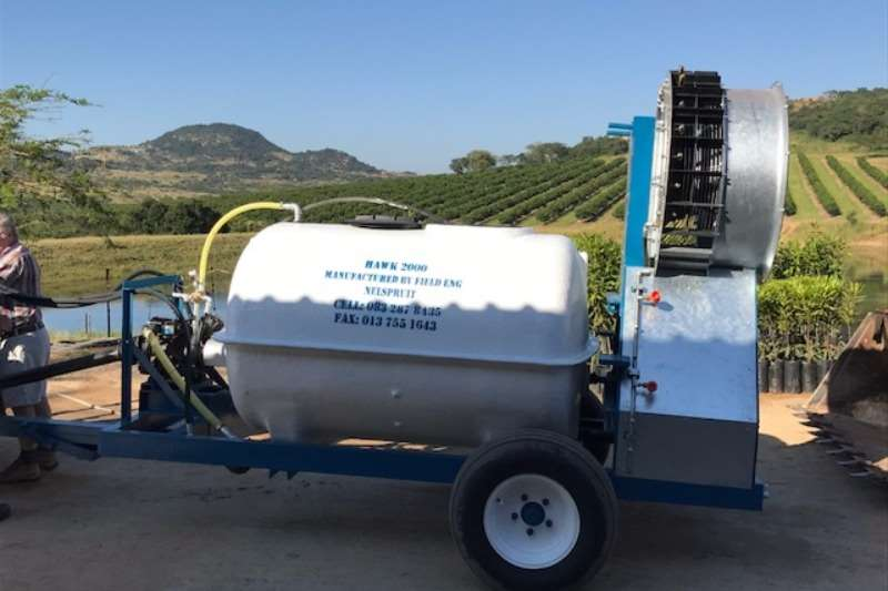 Other Sprayers and Spraying Equipment Raised Hawk Mist Blower 2000L / 3000L 2017