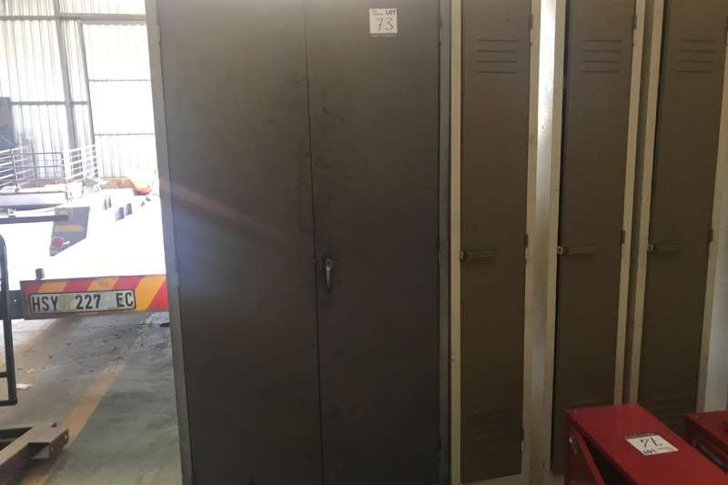 Other STEEL CUPBOARD LOCKER
