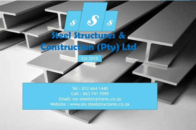Other Steel Structures for Sale