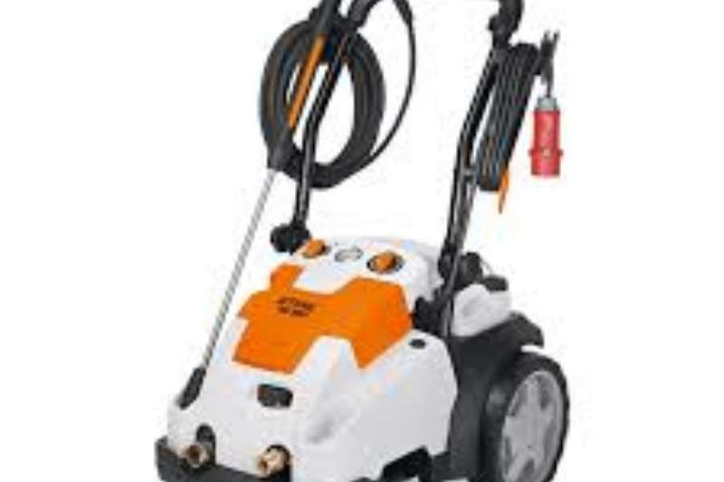 STIHL RE 362 PLUS HIGH PRESSURE CLEANER Other
