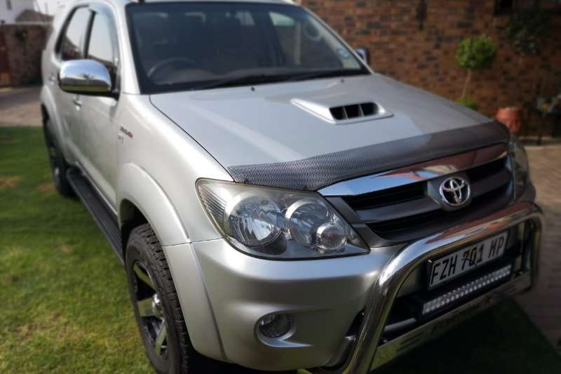 Other Toyota Fortuner 3.0 D4D 2007