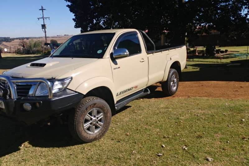 Other Toyota HiLux D4D 2015