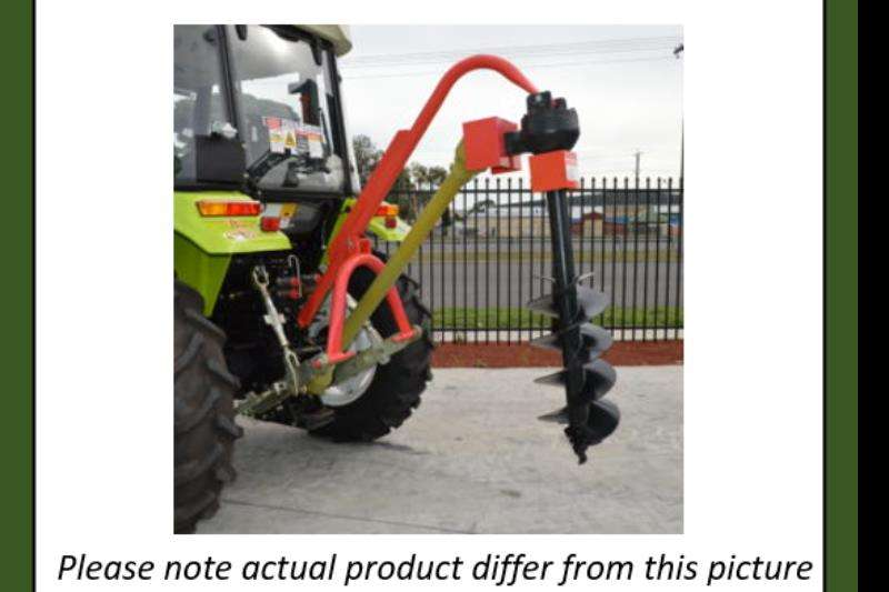TRACTOR MOUNTED POST HOLE DIGGERS Other