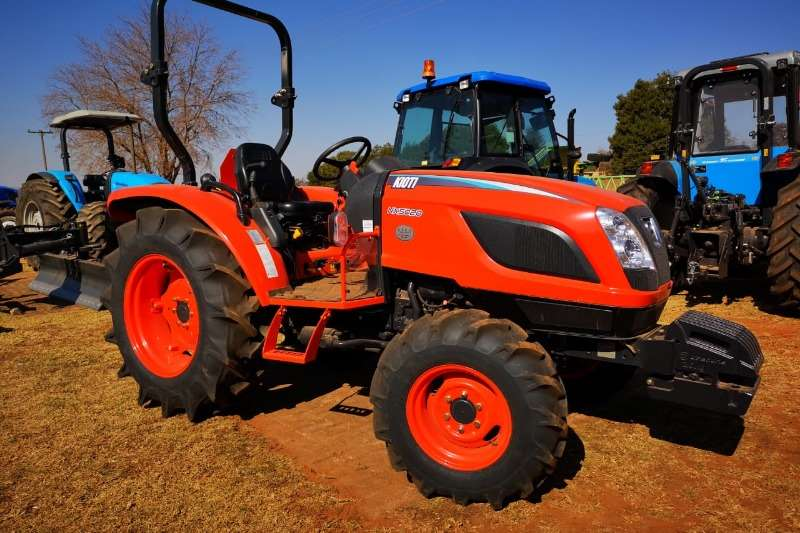 Other Tractors Four Wheel Drive Tractors Demo Kioti NX5020 high spec 35kw 2018