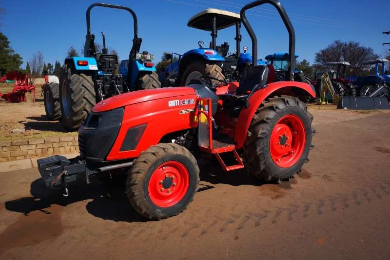Other Tractors Four Wheel Drive Tractors Kioti LX500 35kw