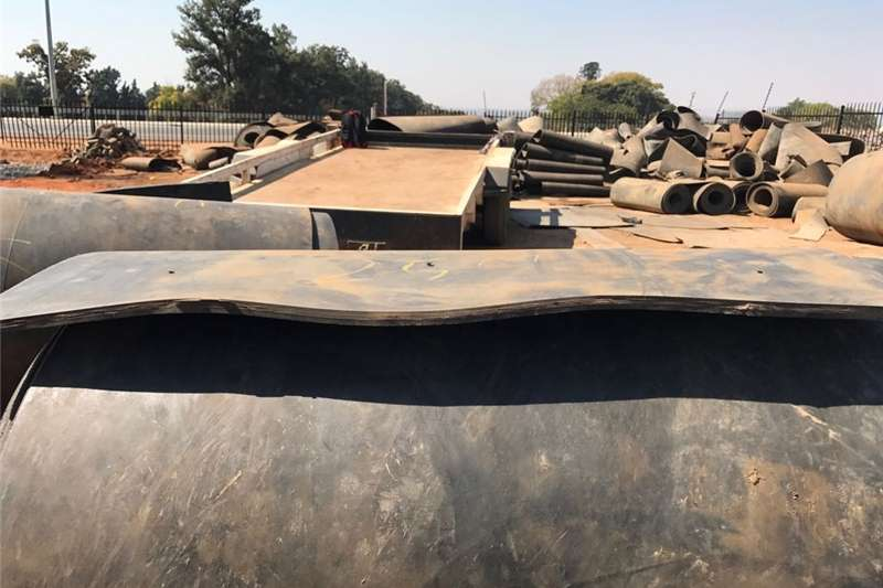 Other Used and scrap Conveyor Belts