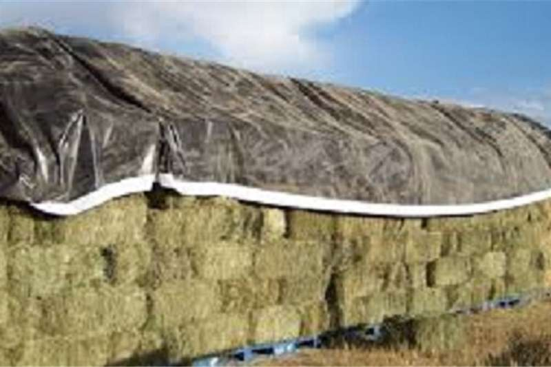 USED TARPS FOR HAY AND MACHINERY PROTECTION Other