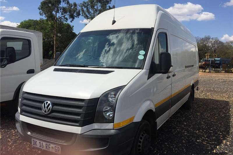 VOLKSWAGEN Diesel Crafter TDI CombiPre Owned Truck Other