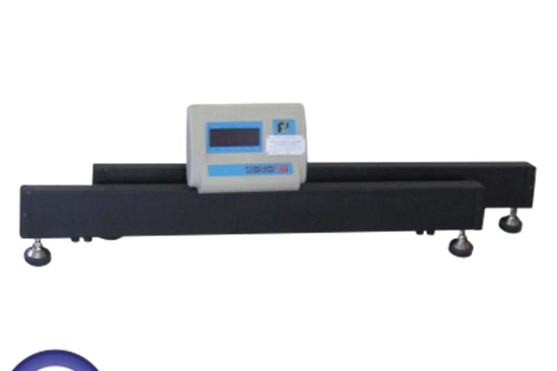 Weigh bars with digital indicator Animal Weighing Other