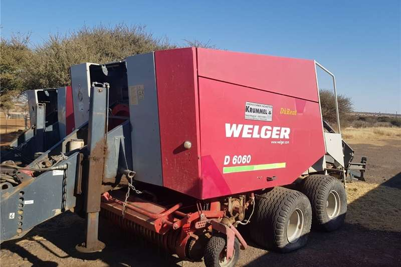 Other Welger D6060 Baler for SALE 2007