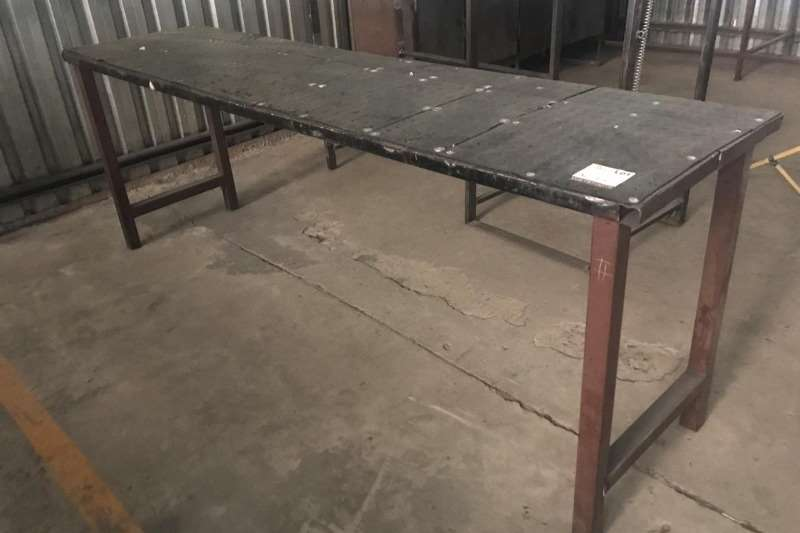 Other WORK BENCH (± 3000 MM X 600 MM)