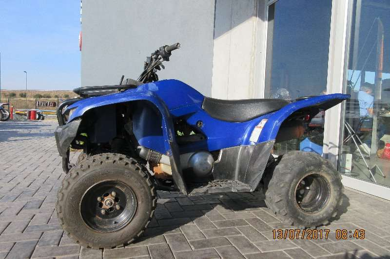 Other Yamaha Grizzly 300 2012