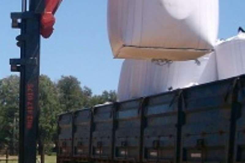 Myburgh Toerusting 1 ton ms Pack house equipment