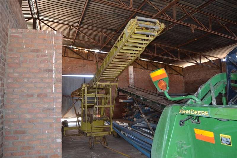 Pack House Equipment Packaging Machinery  High capacity bag loader