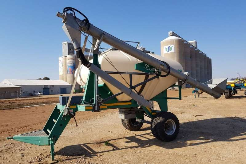 Planting and Seeding Apache FLINTCO SF0606 SAADKAR MET 5m AUGER 0