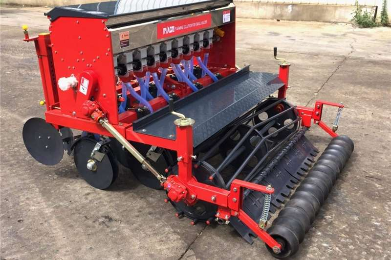 Brand new implements Planting and seeding