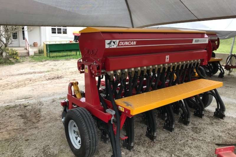 DUNCAN ECCOSEEDER 18 R 3 PT   NUUT Planting and seeding