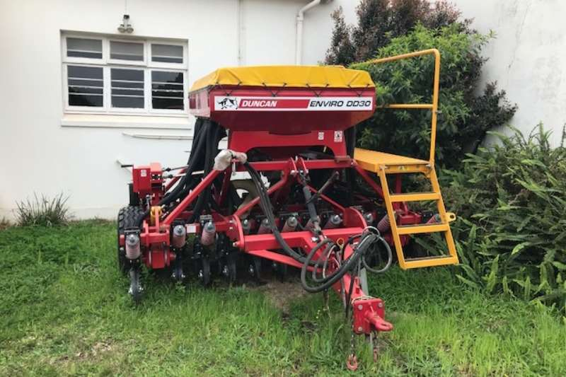 Planting and Seeding DUNCAN ENVIRO DD30 23 R PLANTER - NUUT