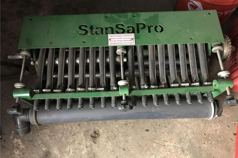 Other planting and seeding 16 Ry Stansa Pro Kunsmis Pomp Planting and seeding