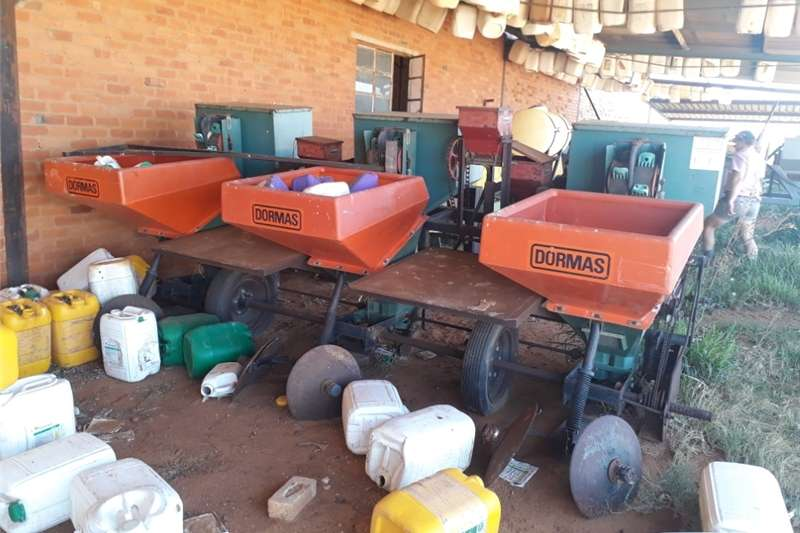 Other planting and seeding Aartappel Planter Dormas 3Ry Planting and seeding
