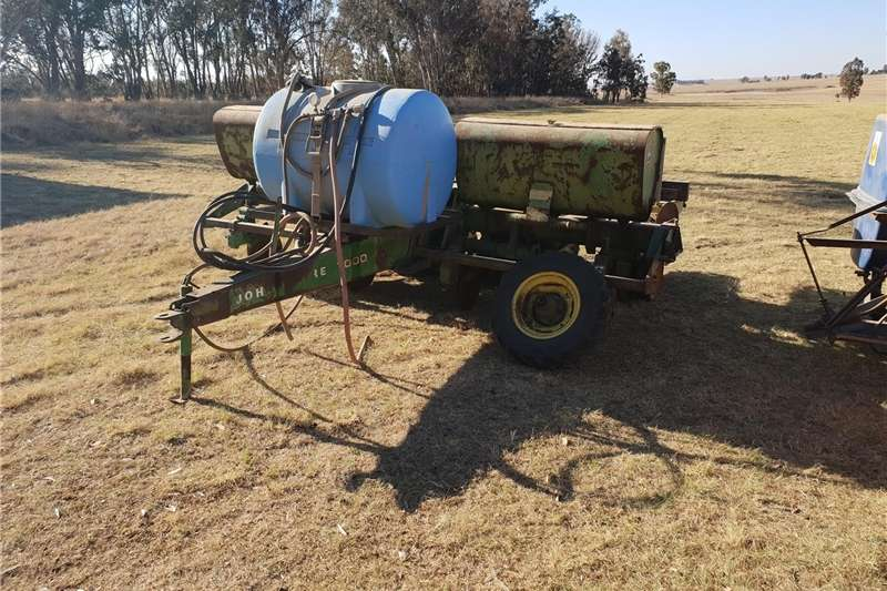 Other planting and seeding farming equipment Planting and seeding